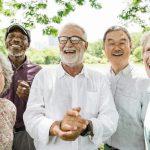 Group of Senior Friends